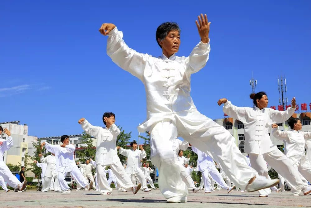 Learn Tai Chi in Coral Springs, Florida