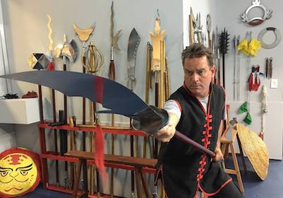 Guan Dao Chinese Kung Fu Weapon | Adult Martial Arts | Coral Springs, FL
