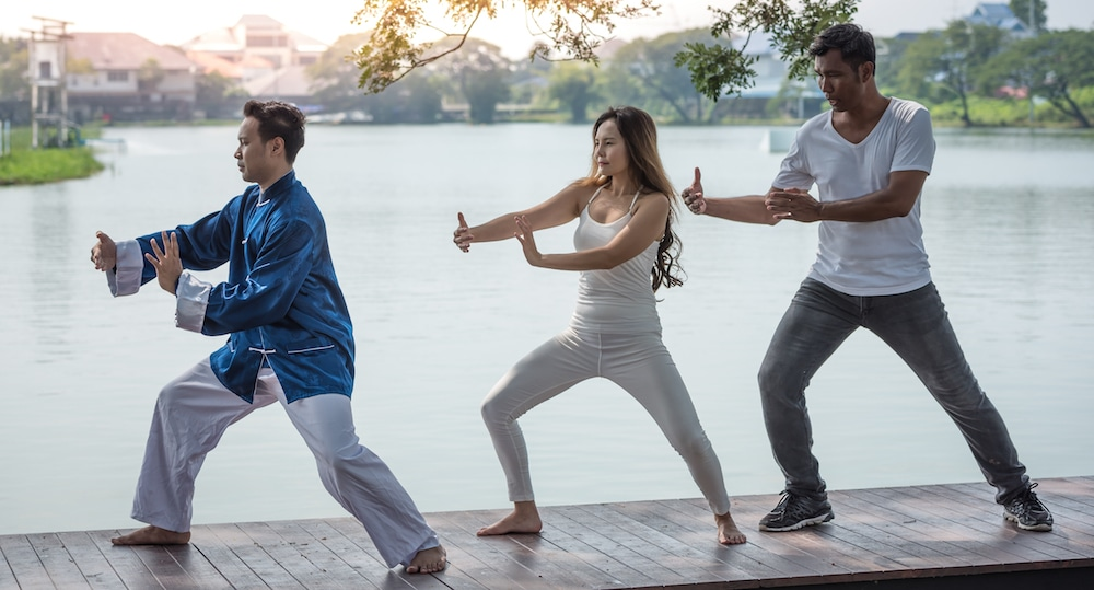 Group Tai Chi on Waterfront |Tai Chi Classes in Coral Springs, Florida