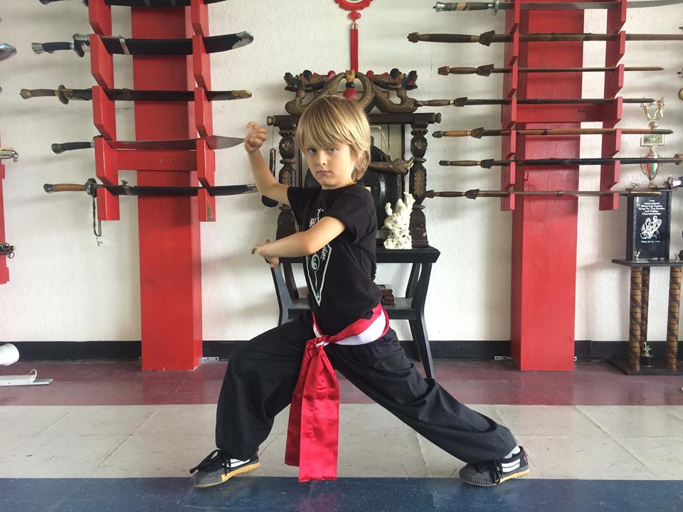 Kids & Children Kung Fu Classes | Coral Springs, Florida