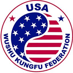 USA Wushu Kung Fu Federation Logo