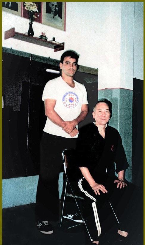 Roberto Baptista and Chan Kwok Wai | Kung Fu | Coral Springs, Florida