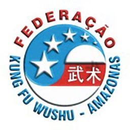Federacao Kung Fu Wushu Amazonas | Kung Fu Wushu Federation Amazon State of Brazil logo