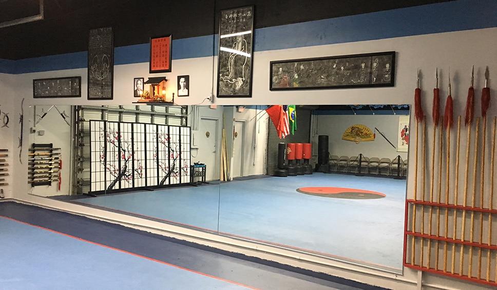 Kung Fu Connection School Interior | Coral Springs, Florida