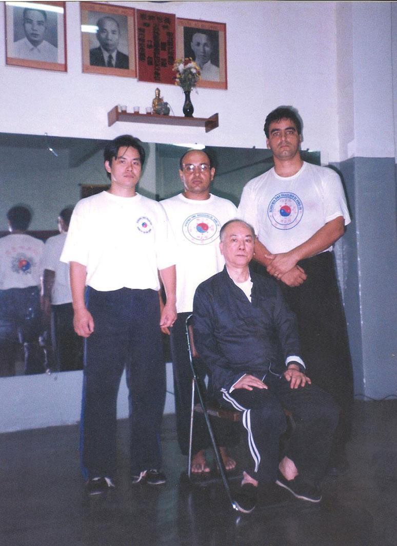 Master Roberto Baptista & Chan Kwok Wai | Northern Shaolin Kung Fu