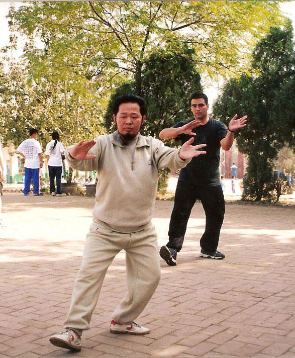 Chen Yinxu & Roberto Baptista | Chen Style Tai Chi or Taijiquan