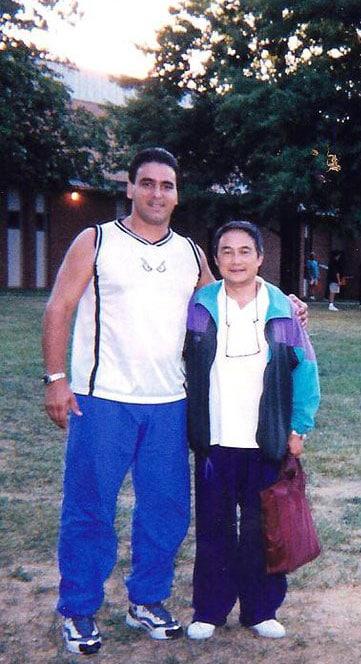 Master Roberto Baptista & Liang Shou Yu | Kung Fu Legends