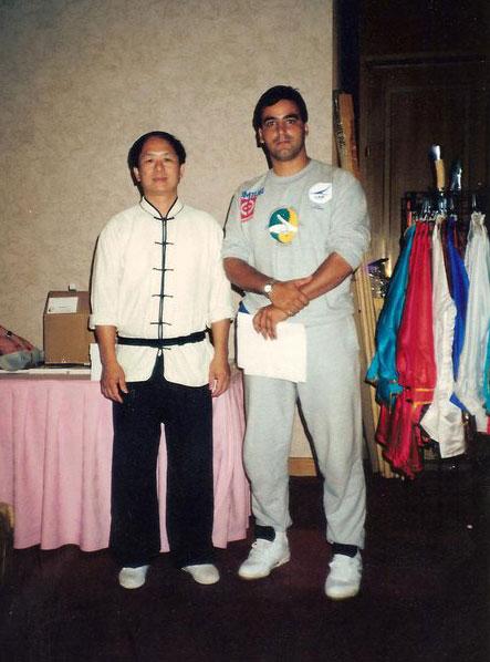 Master Roberto Baptista & Yang Jwing-Ming | Kung Fu Legends