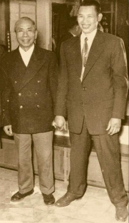 Masters Yan Shang Wu & Ma Jian Feng of Northern Shaolin Kung Fu